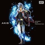 axis (single) - stereo dive foundation