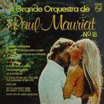 album no 18 - paul mauriat