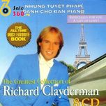 the greastest collection of richard clayderman (vol. 1) - richard clayderman