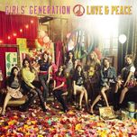 love & peace (special version) - snsd