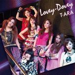 lovey dovey (japanese single) - t-ara