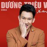 xuan ve (single) - duong trieu vu