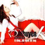neu nhu doi khong co chu neu (remix) - vinh thuyen kim