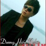 sai lam (single 2012) - duong hieu nghia