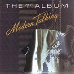 the first album (1985) - modern talking