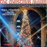 the christmas album (1967) - paul mauriat