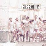 girls' generation (1st japanese album 2011) - snsd