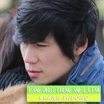 hanh phuc trong anh la em (single) - khanh phuong