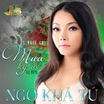 mua ky uc (single) - kha tu