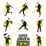 swing (mini album) - super junior-m