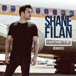 everything to me (remixes ep) - shane filan