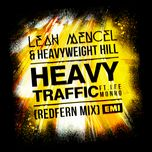 heavy traffic (single) - heavyweight hill, leah mencel