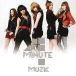 muzik-standard (ep) - 4minute