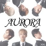aurora (single) - cross gene