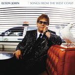 songs from the west coast (deluxe) - elton john