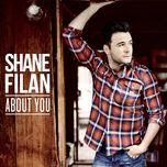 about you (single) - shane filan