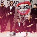 word of mouth (deluxe edition) - the wanted