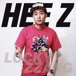 lucky zzang (single) - hee jae ryu