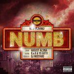 numb (single) - august alsina