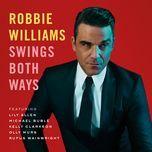 swings both ways (deluxe edition) - robbie williams
