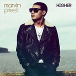 higher (single) - marvin priest