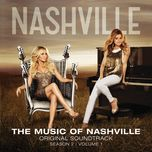 the music of nashville: original soundtrack season 2, volume 1 - v.a