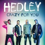 crazy for you (single) - hedley