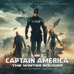 captain america: the winter soldier - henry jackman