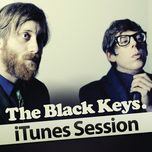 itunes session - the black keys