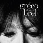 greco chante brel - juliette greco