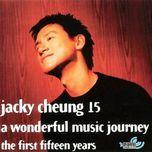 jacky cheung 15 (2 cd) - truong hoc huu (jacky cheung)