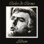 album - carlos do carmo