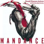 man dance - ronald shannon jackson, the decoding society