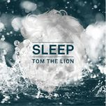 sleep - tom the lion