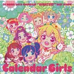 aikatsu! best album calendar girls (cd2) - star anis