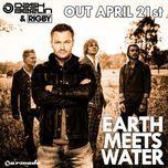 earth meets water (single) - dash berlin, rigby