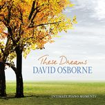 these dreams intimate piano moments - david osborne