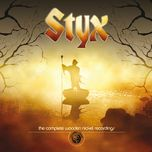 the complete wooden nickel recordings - styx