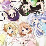 daydream cafe (single) - petit rabbit's