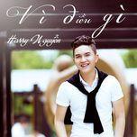 vi dieu gi (single) - harry nguyen