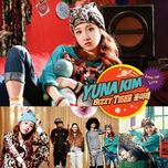 love me love (single) - yuna kim