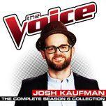 the complete season 6 collection (the voice performance) - josh kaufman