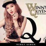 debut album - windy quyen