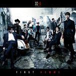 first homme (mini album) - ze:a