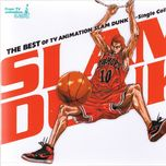 the best of tv animation slam dunk (single collection) - v.a