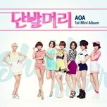 short hair (mini album) - aoa