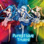 purest blue - trident