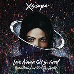 love never felt so good (ep) - michael jackson, justin timberlake