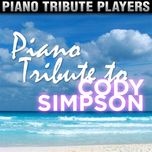 piano tribute to cody simpson - piano tribute players