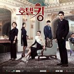 hotel king ost - v.a